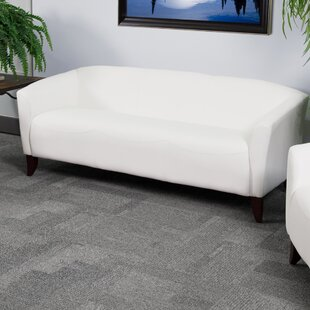 White Leather Sofas You\'ll Love in 2019 | Wayfair