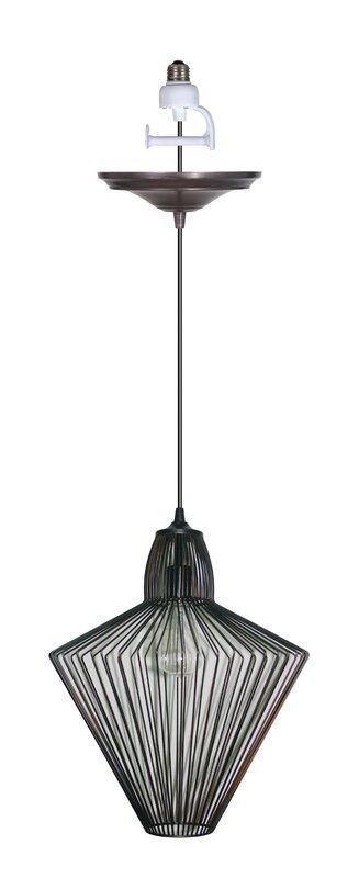 Foyer Recessed Lighting : Worthhomeproducts recessed light foyer pendant wayfair