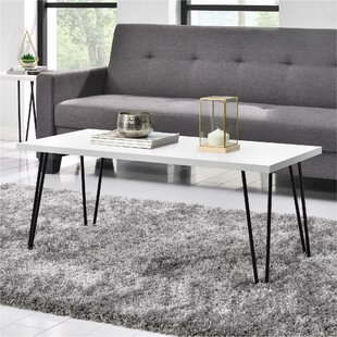 Natural Wood Slab Coffee Table | Wayfair