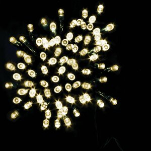 B/O LED Timer 50 Light String Lighting