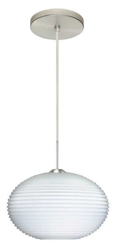 Pape 1 Light Mini Globe Pendant