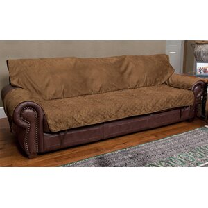 Commons Full-Fit T-Cushion Sofa Slipcover