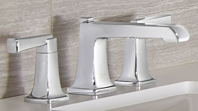 Townsend Widespread Bathroom Faucet Double Handle With Drain Assembly