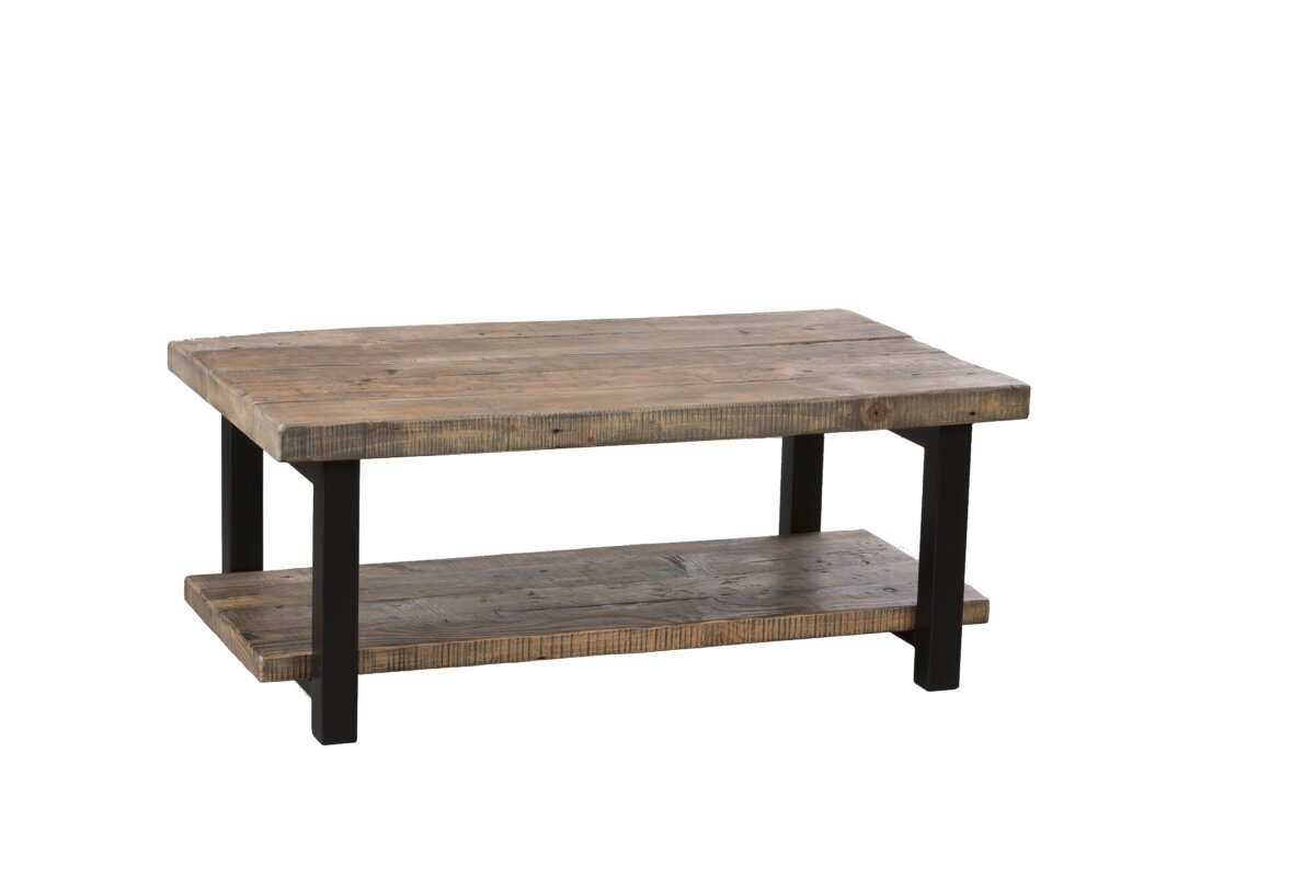 connell  woodmetal coffee table. connell  woodmetal coffee table  reviews  joss  main