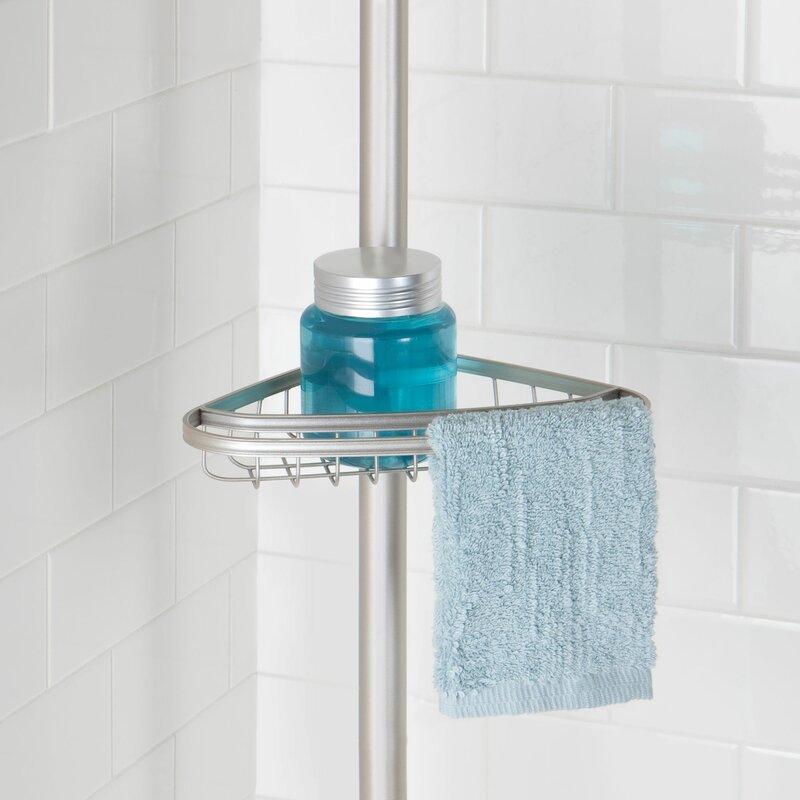 InterDesign York Shower Caddy & Reviews | Wayfair
