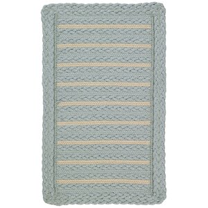 Boathouse Blue Indoor/Outdoor Area Rug