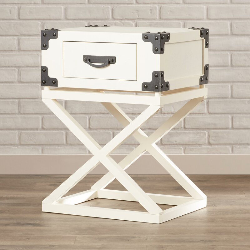 Trent Austin Design Agoura Hills Dunstan End Table With