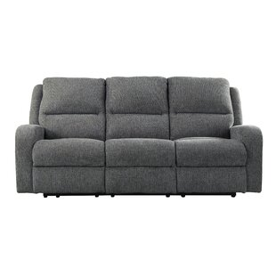 Beau Reclining Sofa With Usb Ports | Wayfair