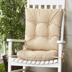 rocking chair patio furniture cushions you ll love wayfair