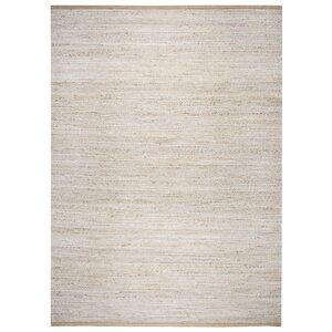 Carillon Hand Woven Ivory Area Rug