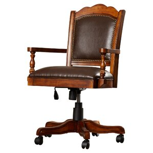 Rockford Genuine Leather Upholstered Dining Chai..