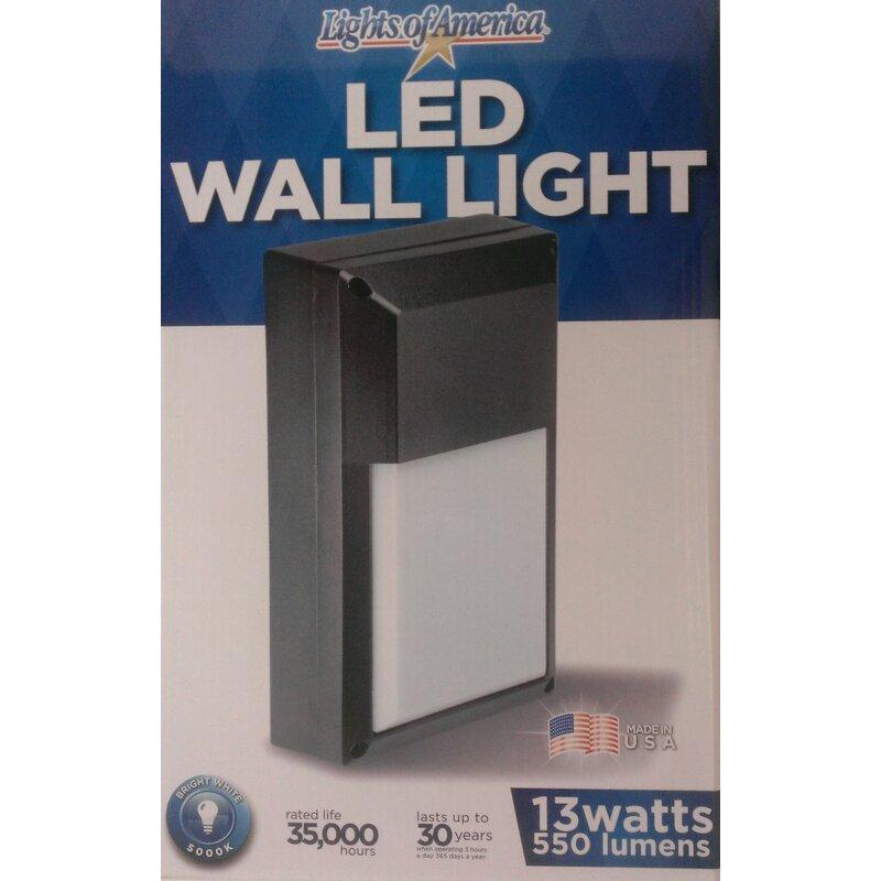 Lights of america 1 light outdoor flush mount reviews wayfair 1 light outdoor flush mount aloadofball Images