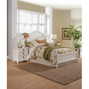 Woodheaven Panel Bed by Braxton Culler