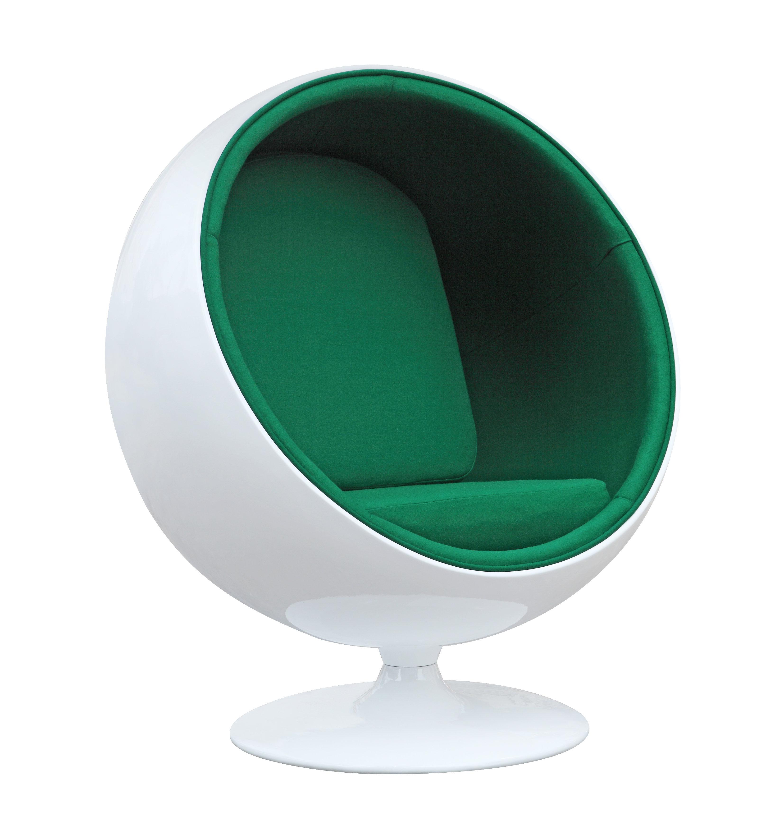 Exceptionnel Fine Mod Imports Ball Balloon Chair U0026 Reviews | Wayfair