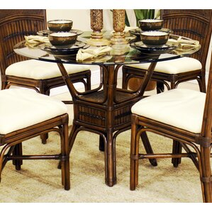 Hutchinson Island South Traditional 5 Piece Dining Set by Beachcrest Home