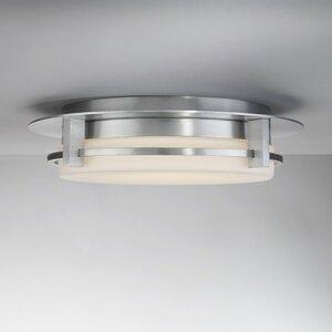 Compass 1-Light LED Flush Mount