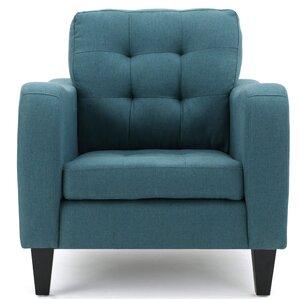 Deleon Armchair by Mercury Row