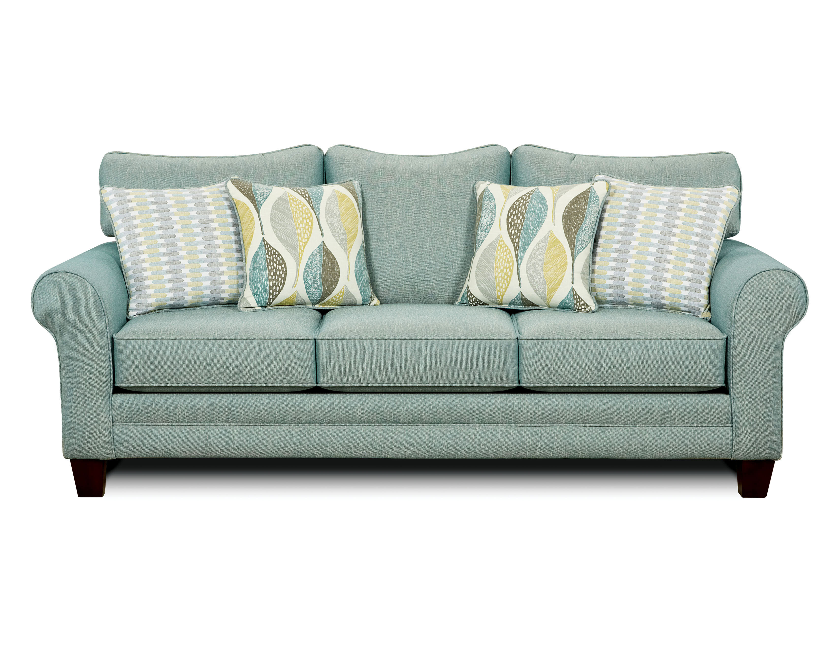 Hokku Designs Primavera Upholstered Sofa Wayfair