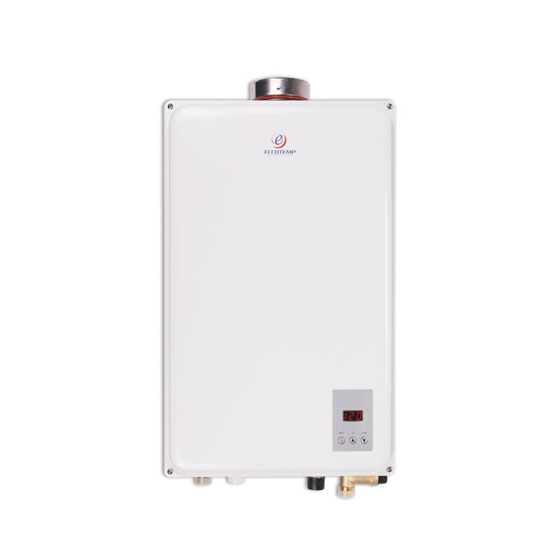 Eccotemp I Ng Indoor Natural Gas Tankless Water Heater