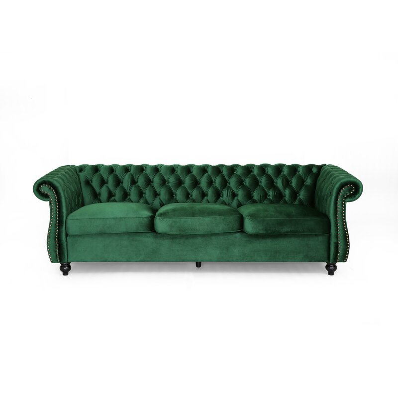 Exceptionnel Snyder Chesterfield Sofa