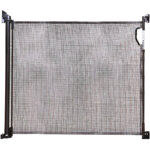 retractable safety gate