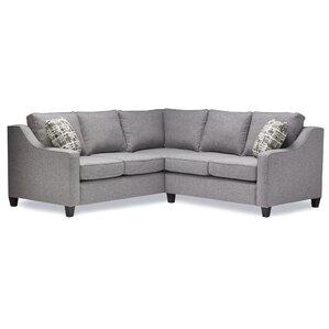Pearl 89  Sectional  sc 1 st  Joss u0026 Main : joss and main sectional sofa - Sectionals, Sofas & Couches