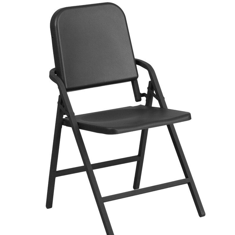 Hercules Series High Density Melody Band/Music Folding Chair