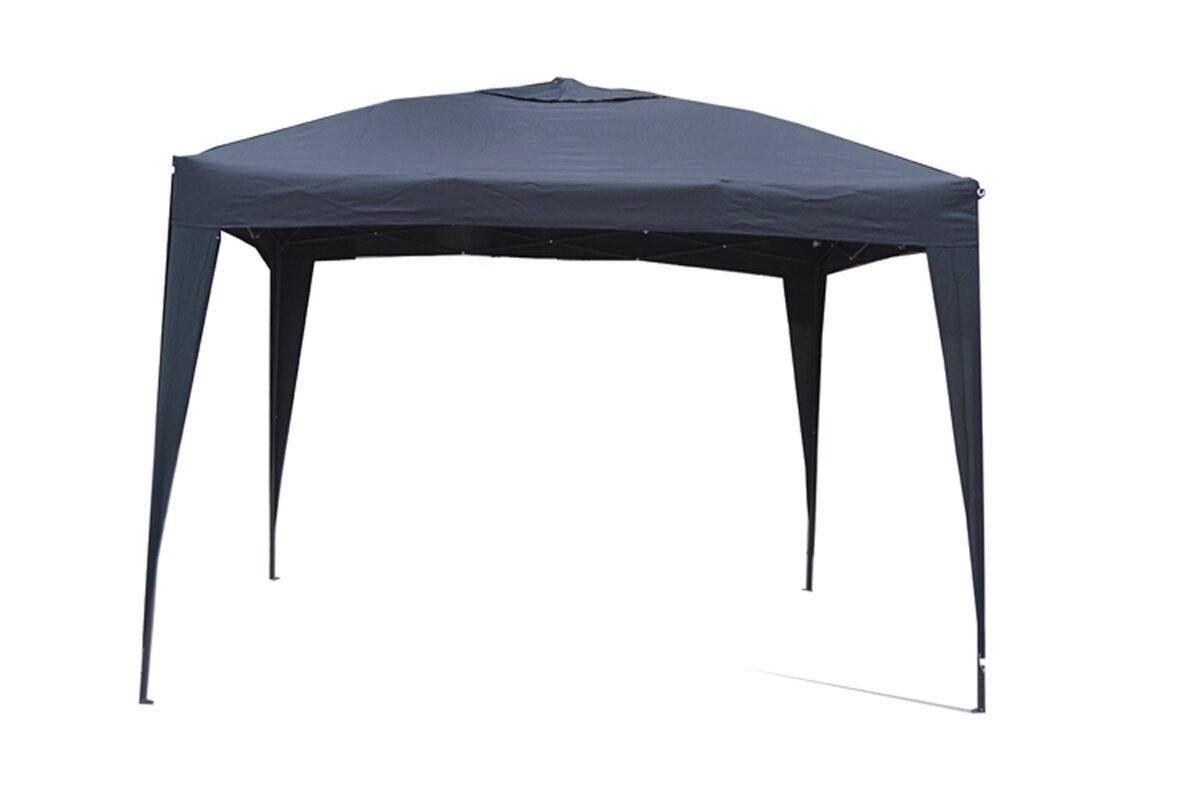MCombo 10 Ft. W x 10 Ft. D Steel Pop-Up Canopy  sc 1 st  Wayfair & Newacme LLC MCombo 10 Ft. W x 10 Ft. D Steel Pop-Up Canopy ...