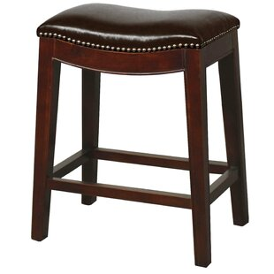 distressed finish bar stools you ll love wayfair