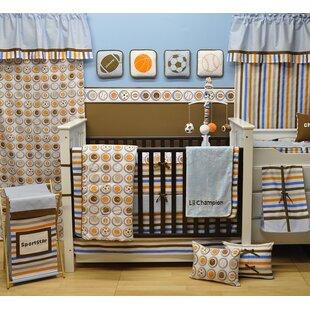 Sports Crib Bedding Sets You Ll Love Wayfair