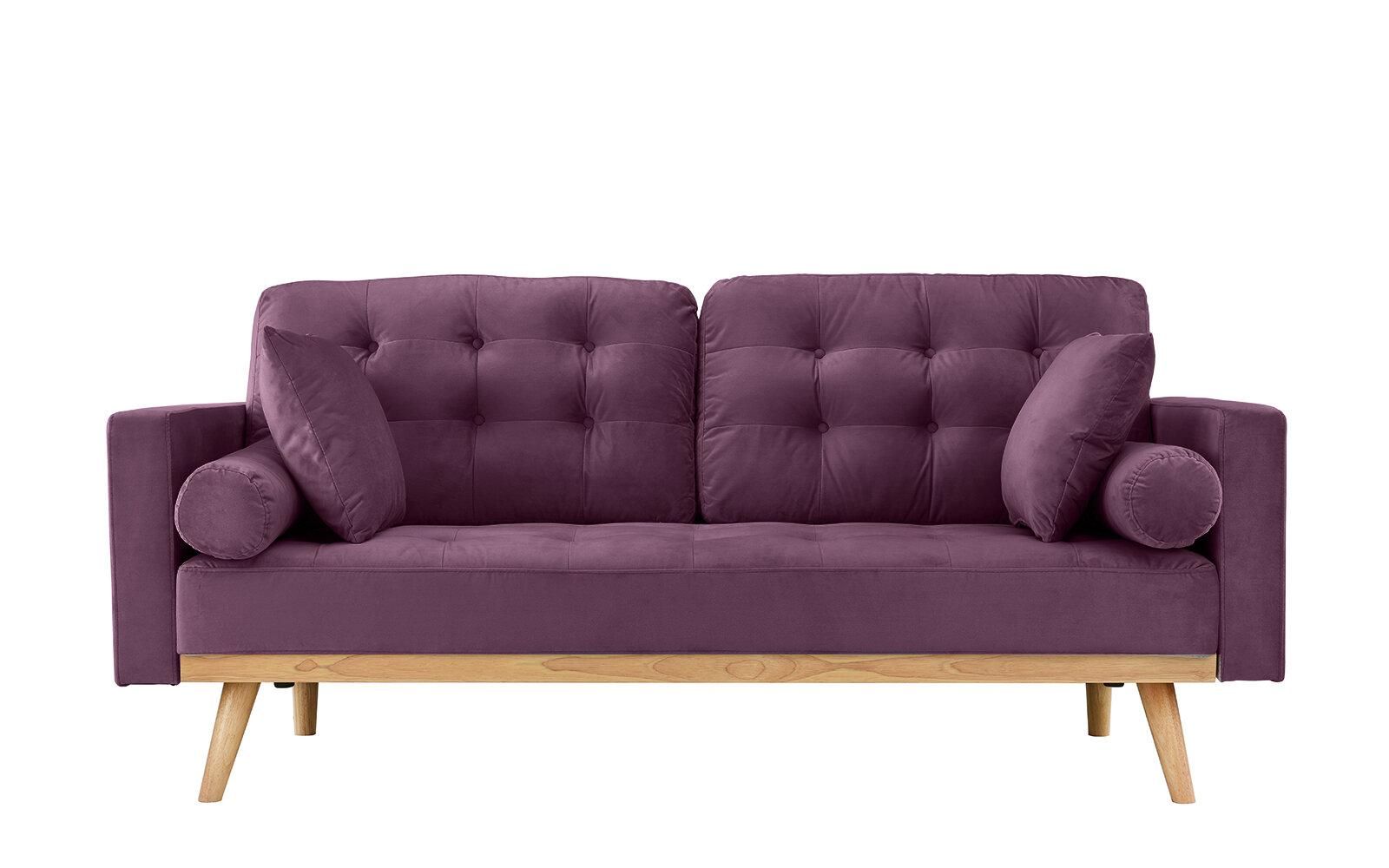 Superbe Wrought Studio Seagle Mid Century Modern Sofa U0026 Reviews | Wayfair