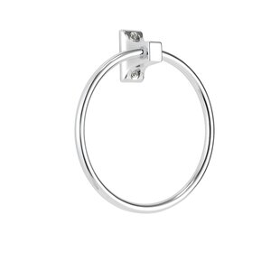 Sutton Wall Mounted Towel Ring by Belfry Bathroom
