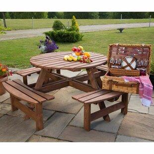 Heaven Picnic Table by Lynton Garden