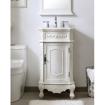 Get 16 Inch Depth Bathroom Vanity Background