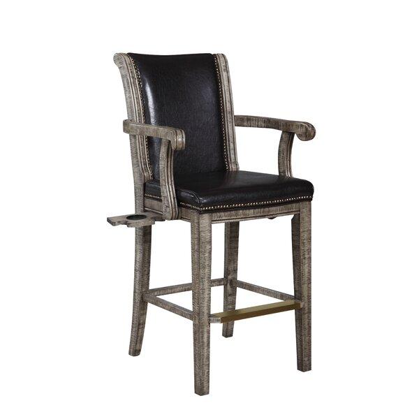 Gentil Foundry Select Avendano Billiards Spectator Chair | Wayfair
