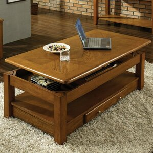 Cosmo Coffee Table with Lift Top by Brady Furniture Industries