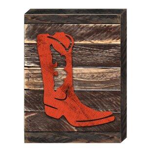 0f0a9dff40b Cowboy Boot Decor | Wayfair