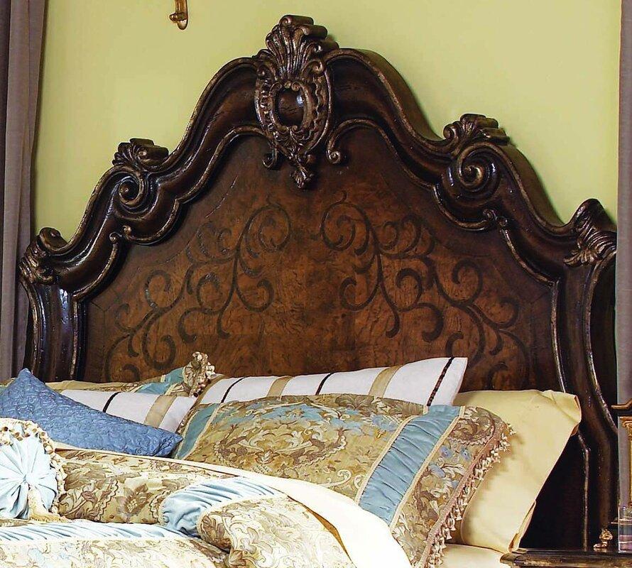 Hooker furniture beladora king panel headboard perigold for Beladora bedroom set