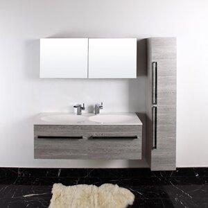 Benedomi 4-tlg. Badezimmer-Set