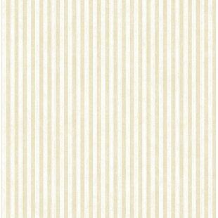 Bastian Pin Stripe 10m x 53cm Wallpaper Roll by East Urban Home