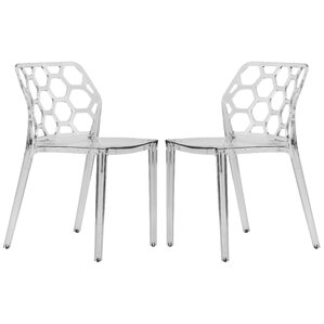 Dynamic Side Chair (Set of 2) by LeisureMod