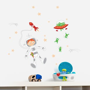 Piccolo Journey Into Space Wall Decal
