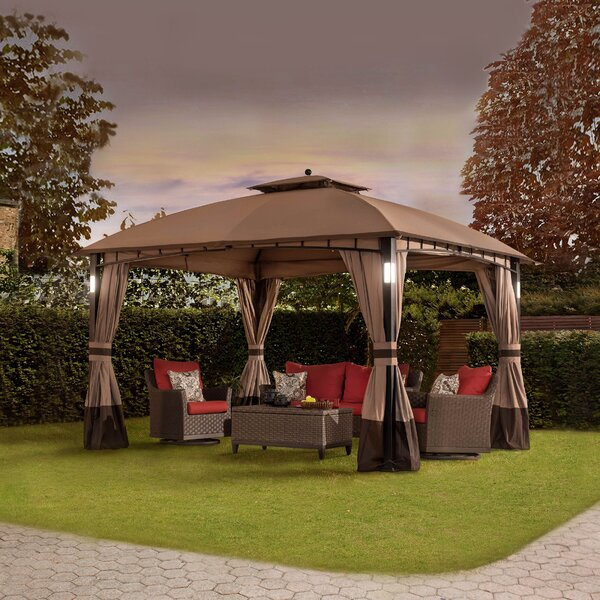 Outdoor Patio Gazebos 10 X 12 | Wayfair