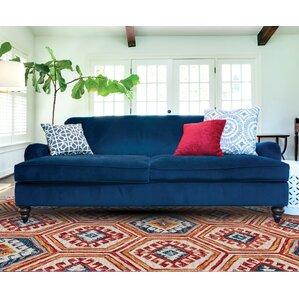 fairhaven handtufted goldorange area rug