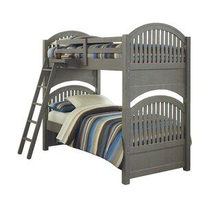 Javin Twin Bunk Bed by Harriet Bee