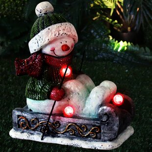 Alpine Outdoor Christmas Decorations You Ll Love Wayfair