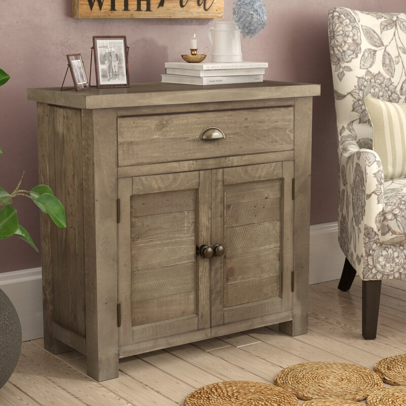 Laurel Foundry Modern Farmhouse Cannes Accent Cabinet