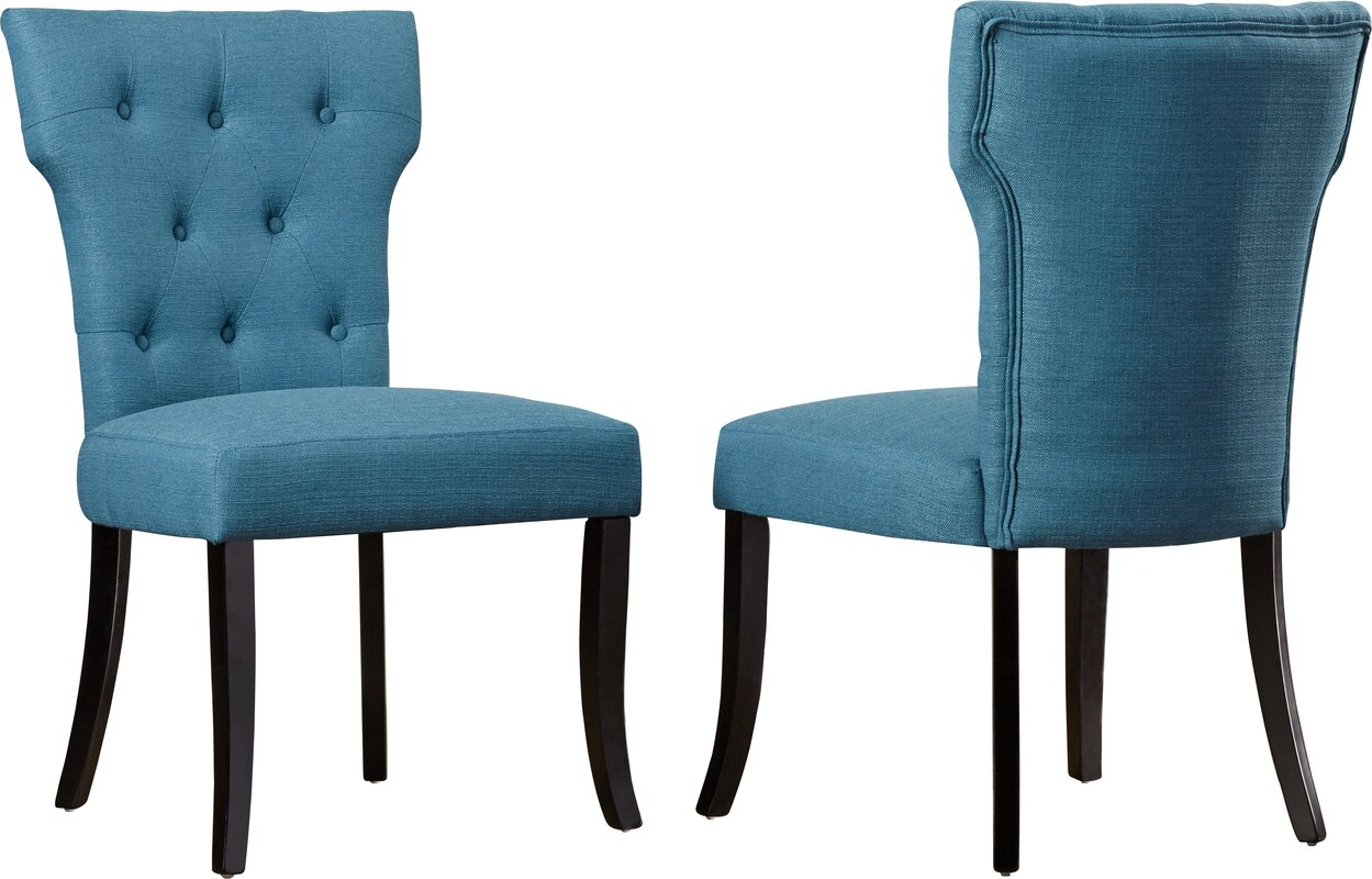 accent chairs for dining room clarity photographs | Brayden Studio Vangilder Parsons Upholstered Dining Chair ...
