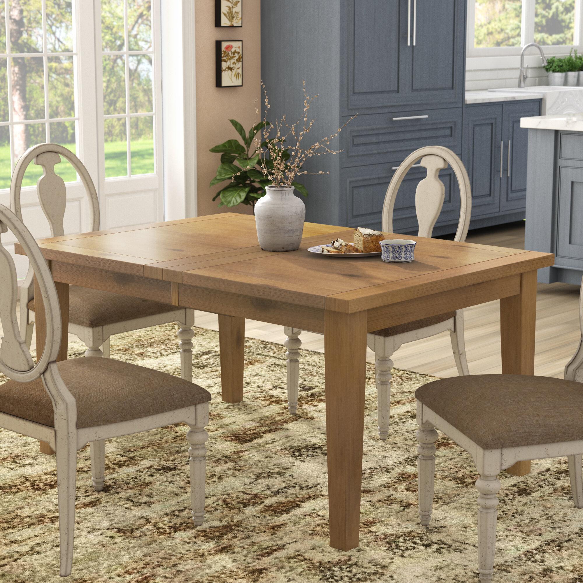 Genial Highland Dunes Centralia Extendable Dining Table U0026 Reviews | Wayfair