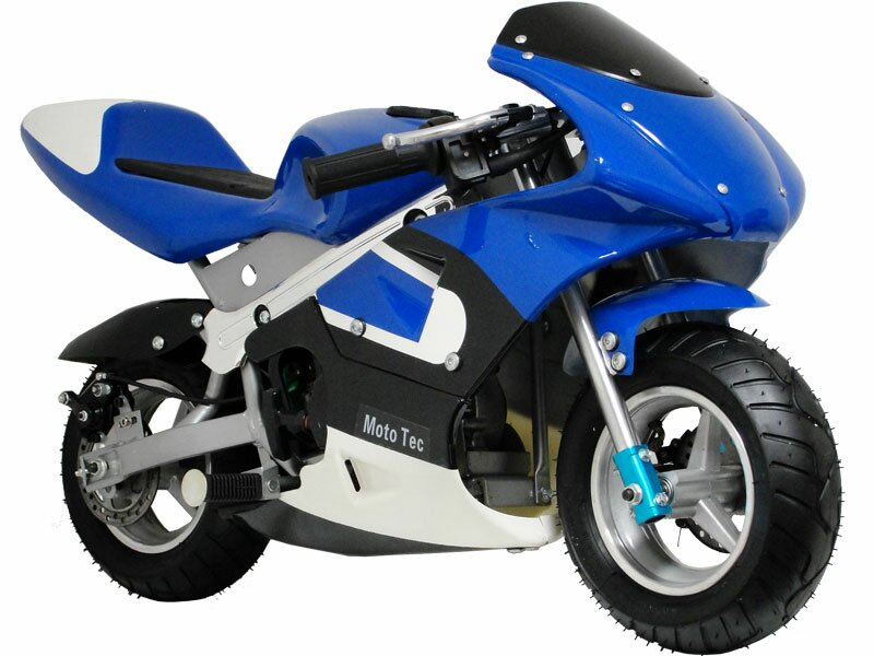 Big Toys MotoTec Pocket Motorcycle & Reviews | Wayfair